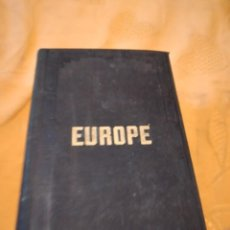 Libros antiguos: BAL-10 LIBRO GUIDE CLASSIQUE DU VOYAGEUR EN EUROPE PAR RICHARD 1832. Lote 262812190