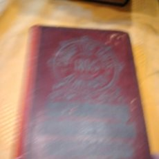 Libros antiguos: BAL-10 LIBRO CARDIFF TIDE TABLES 1895. Lote 262813455