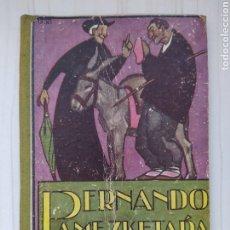 Libros antiguos: PERNANDO AMEZKETARA. Lote 262850590
