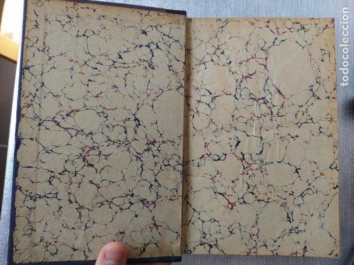 Libros antiguos: Folletin, La estrella de Vandalia, Fernan Caballero, 1908. Imprenta Barcelonesa, buen estado. - Foto 6 - 262854025