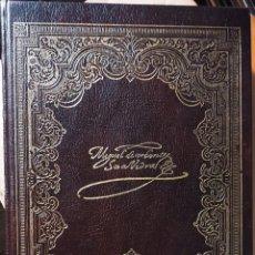 Libros antiguos: DON QUIJOTE DE LA MANCHA EJEMPLAR Nº 00490 AK. Lote 262932835