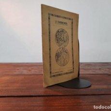 Libros antiguos: LA FRANCMASONERIA - FOLLETO COLECCION AMMARENA - BILBAO. Lote 262955610