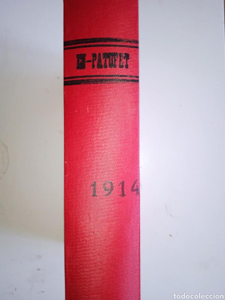 Libros antiguos: Patufet, 1914 - Foto 2 - 263067230