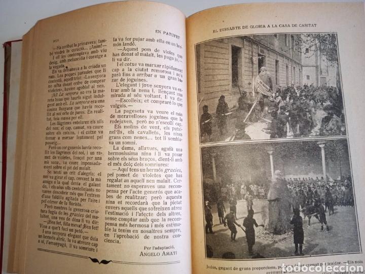 Libros antiguos: Patufet, 1914 - Foto 3 - 263067230