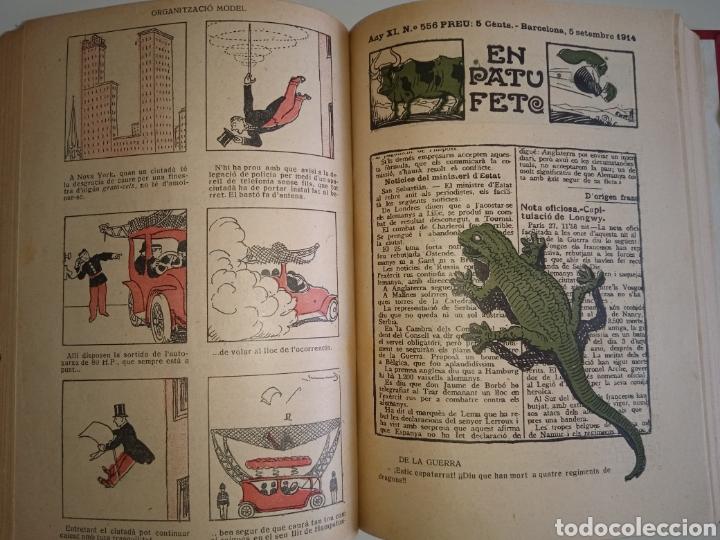 Libros antiguos: Patufet, 1914 - Foto 5 - 263067230