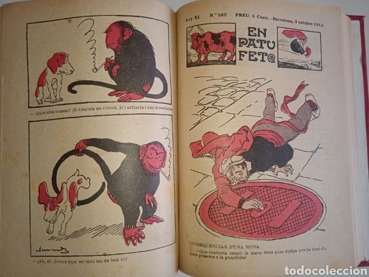 Libros antiguos: Patufet, 1914 - Foto 6 - 263067230