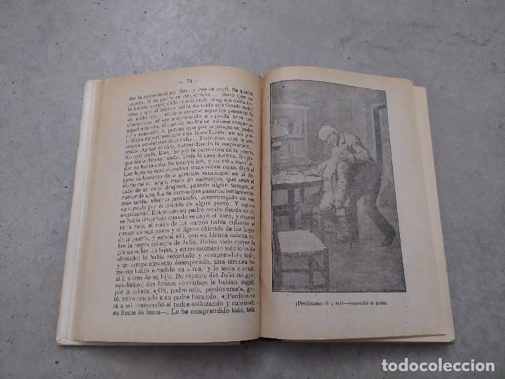 Libros antiguos: CORAZÓN. DIARIO DE UN NIÑO. EDMUNDO DE AMICIS. LIBRERÍA Y CASA EDITORIAL HERNANDO. - Foto 6 - 263103125