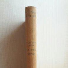 Libros antiguos: EL CAMÍ REPRÈS. MARIA TERESA VERNET. PROA, A TOT VENT, PRIMERA EDICIÓN, 1930. CATALÁN.. Lote 263123475