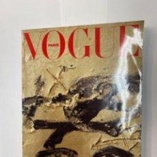Libros antiguos: VOGUE PARIS PAR TAPIES. Lote 263142480