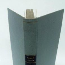 Libros antiguos: 1883 - MARTÍN MÍIGUEZ - DATOS EPIGRÁFICOS Y NUMISMÁTICOS DE ESPAÑA. Lote 263150850