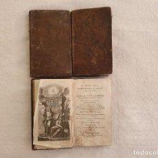 Libros antiguos: LIBRO - EL HOMBRE FELIZ INDEPENDIENTE DEL MUNDO Y DE LA FORTUNA ARTE DE VIVIR CONTENTO ALMEIDA 1796. Lote 263171255