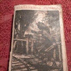 Libros antiguos: EN POS DE LA VIDA, CUENTOS ESCOGIDOS DE VICENTE DIEZ DE TEJADA, MADRID. Lote 263209755
