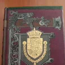 Libros antiguos: 1891 - HISTORIA MEDIEVAL DE ESPAÑA - REINOS CRISTIANOS, EL CID CAMPEADOR, CALIFATO. MODESTO LAFUENTE. Lote 263564635