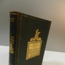 Libros antiguos: HISTÓRIA NACIONAL DE CATALUNYA A ROVIRA I VIRGILI VOLUM III EDICIONS PÁTRIA. ANY 1922. Lote 263664490