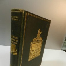 Libros antiguos: HISTÓRIA NACIONAL DE CATALUNYA A ROVIRA I VIRGILI VOLUM I EDICIONS PÁTRIA. ANY 1922. Lote 263664575