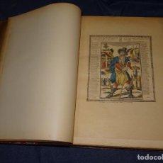 Libros antiguos: (M-19) HISTOIRE DE L'IMAGERIE POPULAIRE FLAMANDE - EMILE VAN HEURCK ET G.J. BOEKENOOGEN , 1910. Lote 263677125