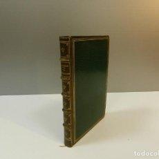 Libros antiguos: PAUL DE MUSSET - LE DERNIER ABBÉ 1891 GRABADOS AGUAFUERTES DE LALAUZE PIEL - DORADOS - BIBLIOFILIA. Lote 263683645