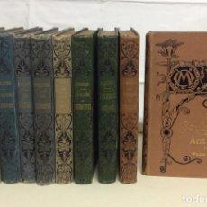 Libros antiguos: LOTE DE LIBROS DE BELLAS ARTES(PINTURA.GRABADO .PORCELANA)-BIBLIOTHÈQUE DE L'ENSEIGNEMENT DES BEAUX-. Lote 263686975