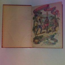 Libros antiguos: INTERESANTISIMOS Y SINGULARES LIBROS LOS MISTERIOS DE PARIS MAS DE 130 AÑOS. Lote 263748740