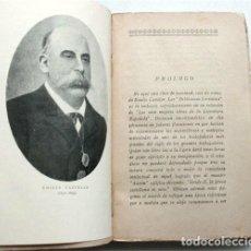 Libros antiguos: ERNESTO. TOMO I. EMILIO CASTELAR. COMPAÑÍA IBERO-AMERICANA DE PUBLICACIONES. MADRID, 1929. Lote 263749720