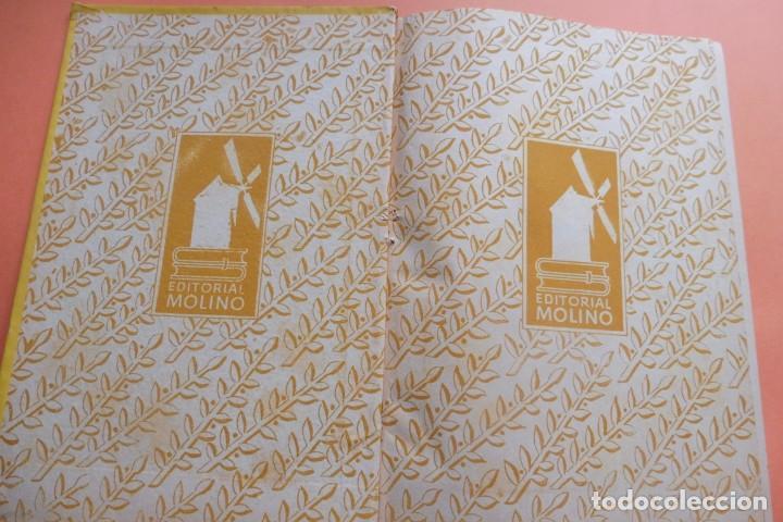 Libros antiguos: QUERIDO ENEMIGO - JEAN WEBSTER - LECTURAS JUVENILES nº 67 - ED. MOLINO - ARGENTINA - Foto 4 - 263789595