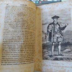 Libros antiguos: HISTORIA DE PORTUGAL, DESDE LOS TIEMPOS MAS REMOTOS HASTA 1830. JUAN CORTADA, 1844. Lote 264003650