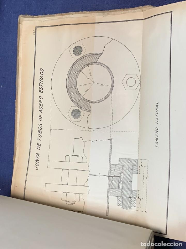 Libros antiguos: INICIO TELEFONIA LIBRO PROYECTO LEY AMPLIAR TELECOMUNICACIONES ESPAÑA 1921 ALFONSO XIII 26X39CMS - Foto 3 - 264160348