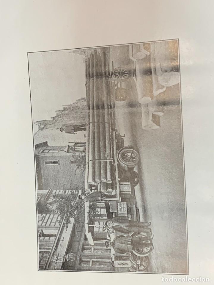 Libros antiguos: INICIO TELEFONIA LIBRO PROYECTO LEY AMPLIAR TELECOMUNICACIONES ESPAÑA 1921 ALFONSO XIII 26X39CMS - Foto 4 - 264160348