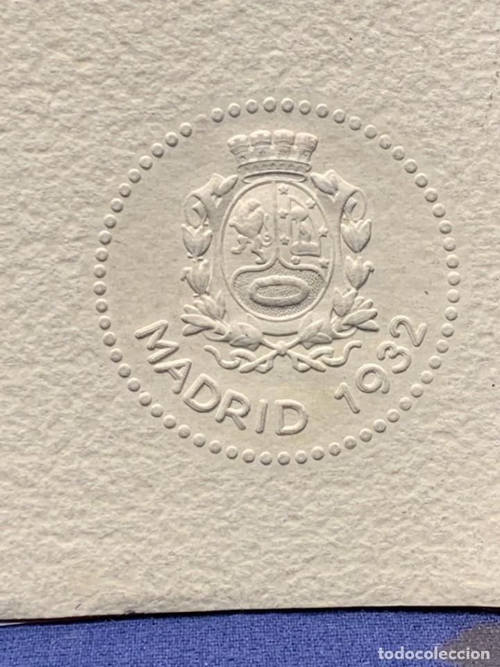 Libros antiguos: LIBRO CONFERENCES TELEGRAPHIQUE ET RADIOTELEGRAPHIQUE INTERNATIONALES MADRID RADIO 1932 24X32CMS - Foto 4 - 264161280