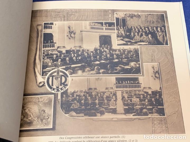 Libros antiguos: LIBRO CONFERENCES TELEGRAPHIQUE ET RADIOTELEGRAPHIQUE INTERNATIONALES MADRID RADIO 1932 24X32CMS - Foto 8 - 264161280