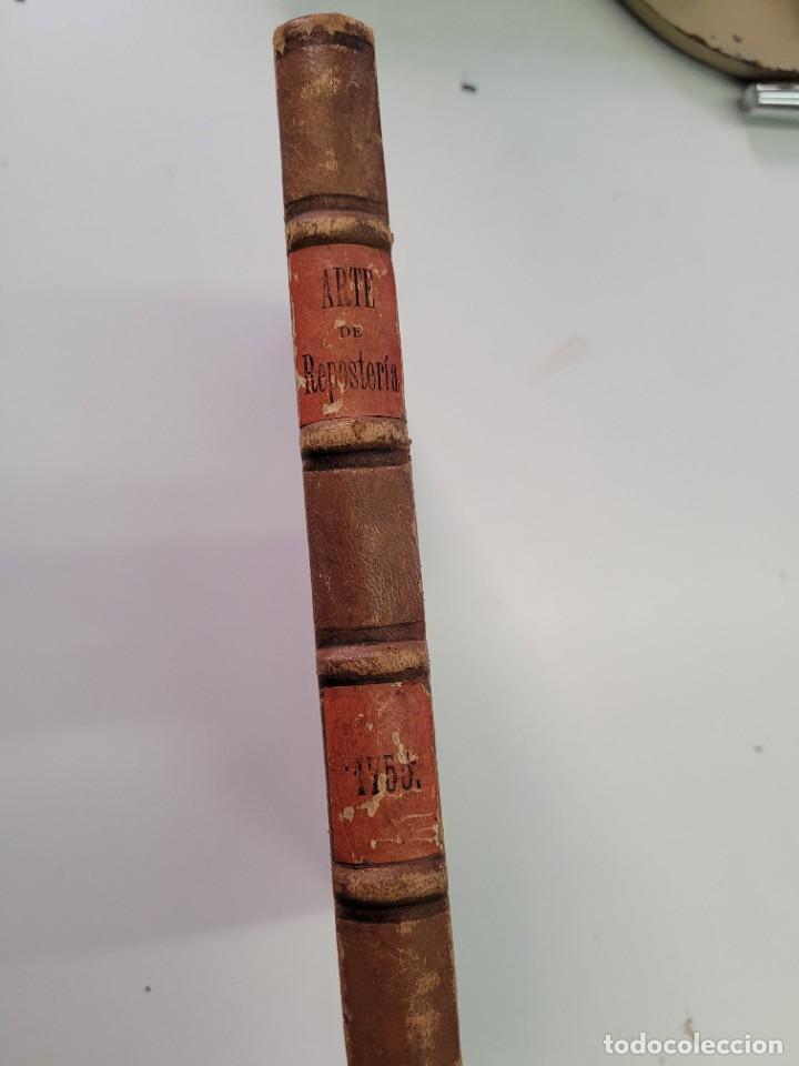ARTE DE REPOSTERÍA - JUAN DE MATA - 1755 - SEGUNDA EDICIÓN (Libros Antiguos, Raros y Curiosos - Cocina y Gastronomía)