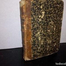 Libros antiguos: 16- ANTIGUO - CARMEN (MEMORIAS DE UN CORAZÓN) - PEDRO CASTERA 1887. Lote 264347512