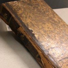 Libros antiguos: J B POQUELIN DE MOLIERE - 1829 FRANCÉS. Lote 264419309