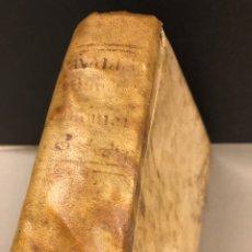 Libros antiguos: INSTITUCIONES JURIS CANONICI - DOMINICO CAVALLARIO - TOMO III Y IV - 1793. Lote 264451304