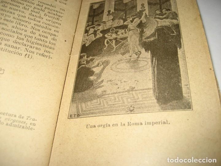 Libros antiguos: curioso librito el amor en todos los paises y epocas singularidades fisiologicas y pasionales 1905 - Foto 14 - 264793054