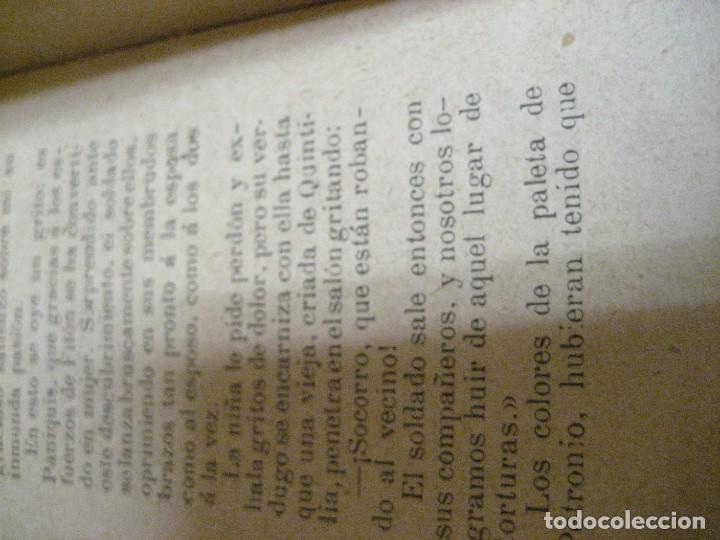 Libros antiguos: curioso librito el amor en todos los paises y epocas singularidades fisiologicas y pasionales 1905 - Foto 22 - 264793054