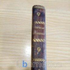 Libros antiguos: HISTORIA DE LAS CREENCIAS Y CEREMONIAS RELIGIOSAS DE TODOS LOS PUEBLOS. VIOLLET Y DANIEL. Lote 265449414