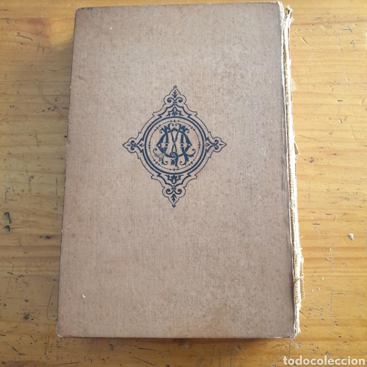 Libros antiguos: ANTIGUO LIBRO, GOLDSMITH LE VICAIRE DE WAKEFIELD - Foto 7 - 265459124