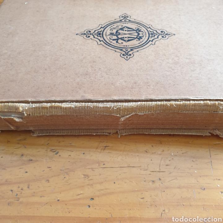 Libros antiguos: ANTIGUO LIBRO, GOLDSMITH LE VICAIRE DE WAKEFIELD - Foto 8 - 265459124