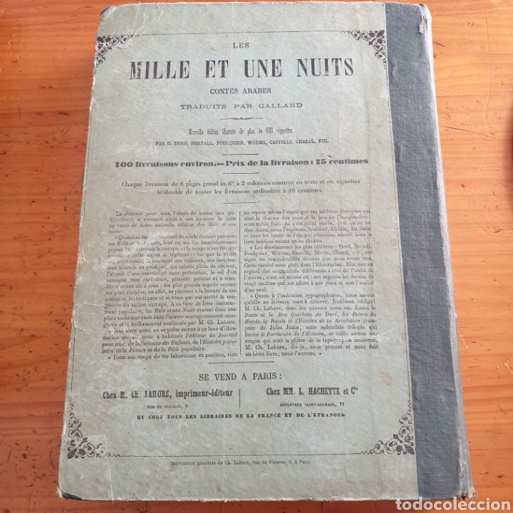 Libros antiguos: ANTIGUO LIBRO 1865, PERIÓDICO PARA TODOS JOURNAL POUR TOUS - Foto 3 - 265463304