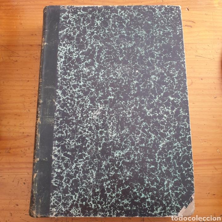 Libros antiguos: ANTIGUO LIBRO 1907, PERIÓDICO LOUVRIER - Foto 3 - 265464784