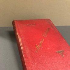 Libros antiguos: MUJERES CÉLEBRES 1886 EMILIO CASTELAR. Lote 265986588