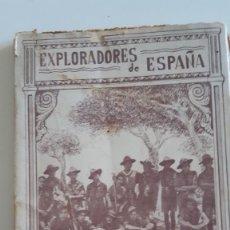 Libros antiguos: EXPLORADORES DE ESPAÑA BOY SCOUTS - COMENTARIOS A LA LEY SCOUT. 1935 - ANTONIO SÁNCHEZ BRAVO. Lote 266263243