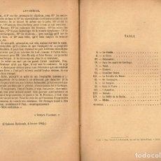 """Libros antiguos: 1897 GUSTAVE FLAUBERT """"SALAMMBÔ"""" ÉDITION DÉFINITIVE AVEC DES DOCUMENTS NOUVEAUX - PARIS. Lote 266297578"""