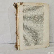 Libri antichi: ACTAS JURIDICAS S. XVIII. (MUY RARO). Lote 266298088