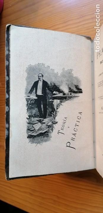 """Libros antiguos: LIBRO DE COCINA """"EL PRACTICÓN"""". ANGEL MURO. PRIMERA EDICIÓN. 1894 - Foto 17 - 266750143"""