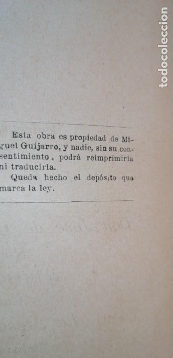 """Libros antiguos: LIBRO DE COCINA """"EL PRACTICÓN"""". ANGEL MURO. PRIMERA EDICIÓN. 1894 - Foto 19 - 266750143"""