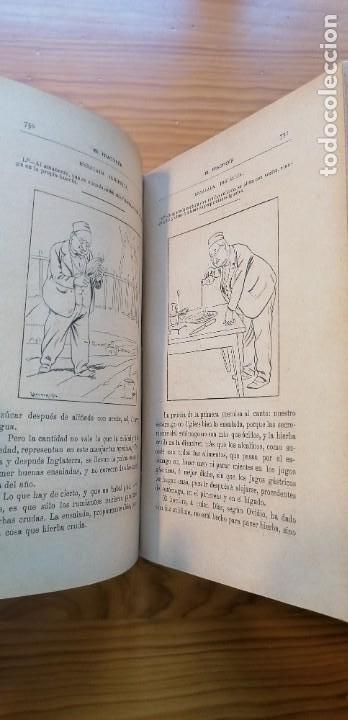 """Libros antiguos: LIBRO DE COCINA """"EL PRACTICÓN"""". ANGEL MURO. PRIMERA EDICIÓN. 1894 - Foto 23 - 266750143"""