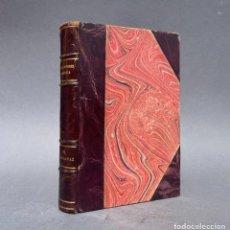 Livres anciens: 1914 - TU ERES LA PAZ - NOVELA - SIERRA DE GUADARRAMA - GREGORIO MARTINEZ SIERRA - ENCUADERANCION. Lote 267008089