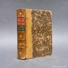 Livros antigos: LA NOVELA COMICA - SCARRON - BELLA ENCUADERNACION - MIGUEL A. RODENAS. Lote 267012699